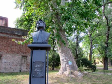 Parque Massari en Ferrara