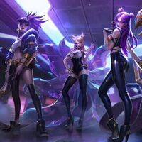 El grupo virtual K/DA de League of Legends se suma a Just Dance 2021 con una de sus canciones