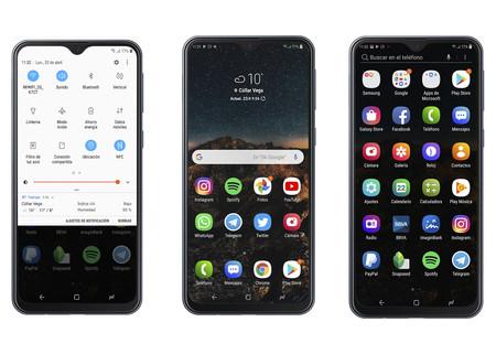 Samsung Experience Samsung Galaxy M20