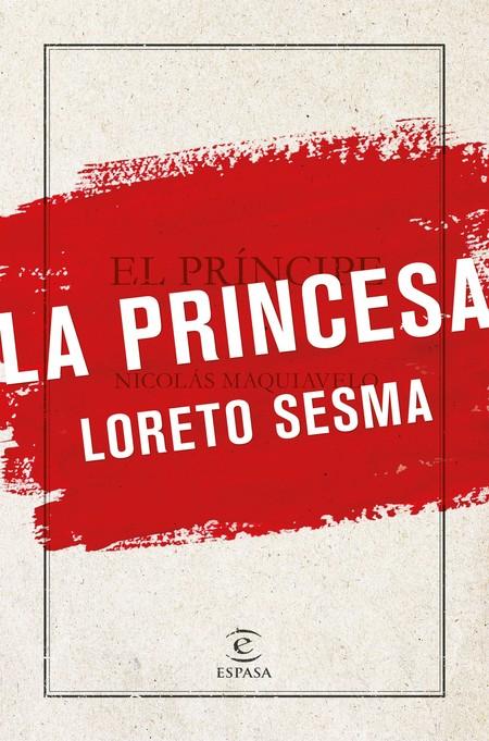 Portada La Princesa Loreto Sesma Gotor 201904021654