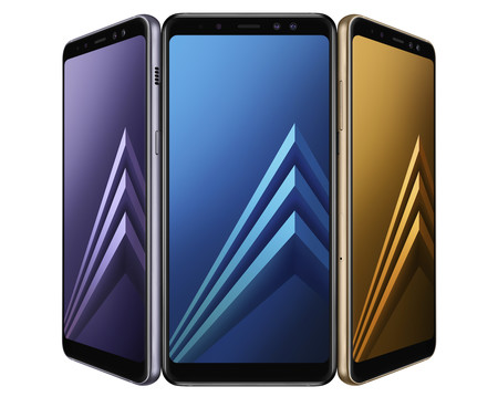 Galaxy A8 Plus Triple 1p