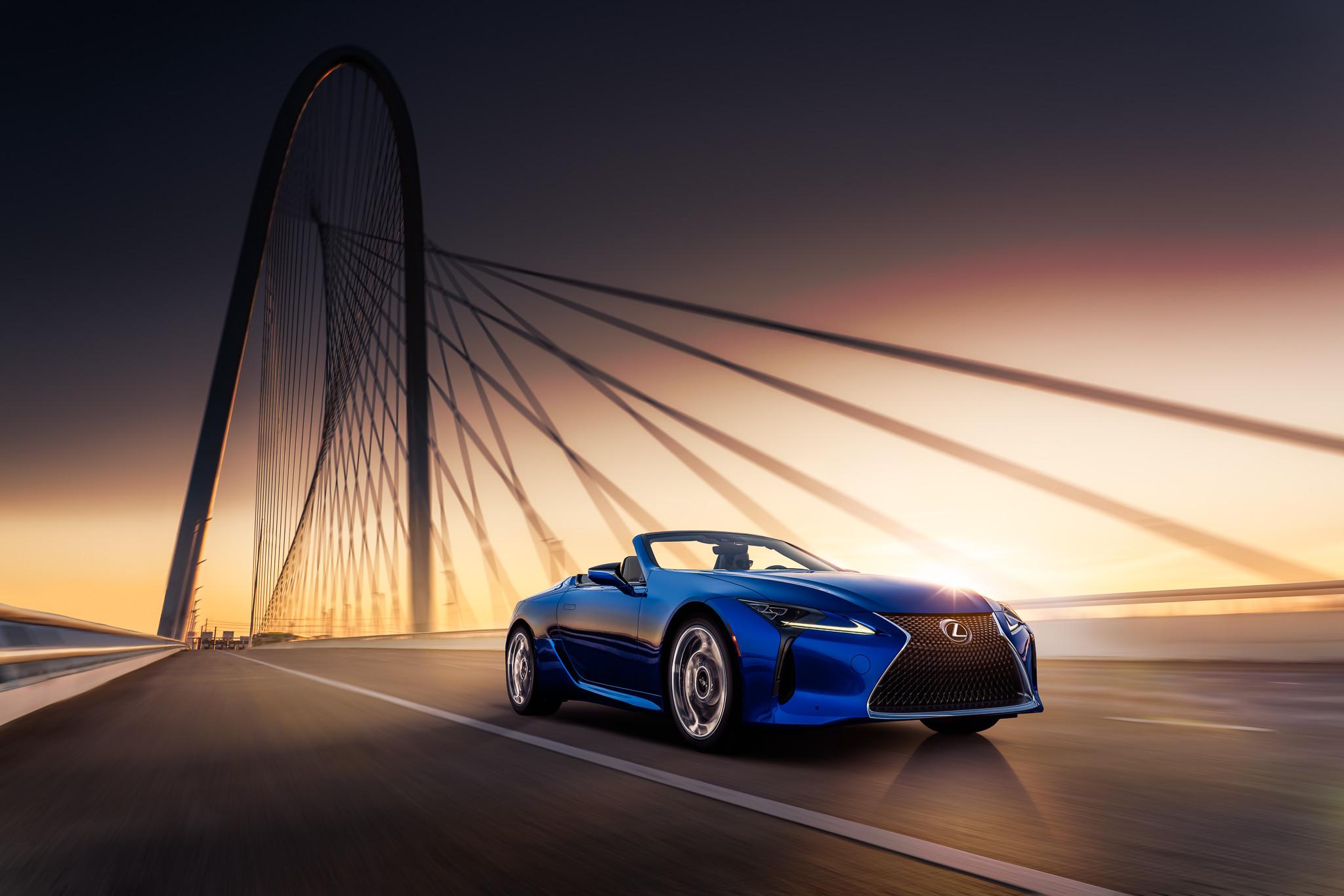 Foto de Lexus LC Cabrio Regatta Edition (17/32)