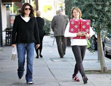 Cindy Mort, la nueva pareja de Jodie Foster