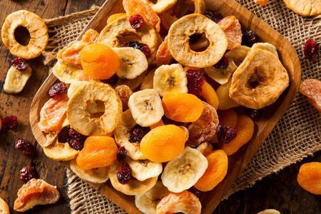 Todo sobre las frutas deshidratadas o desecadas y su ayuda para comer más sano