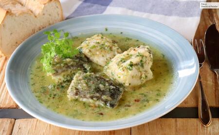 Cómo hacer bacalao en salsa verde: la receta clásica