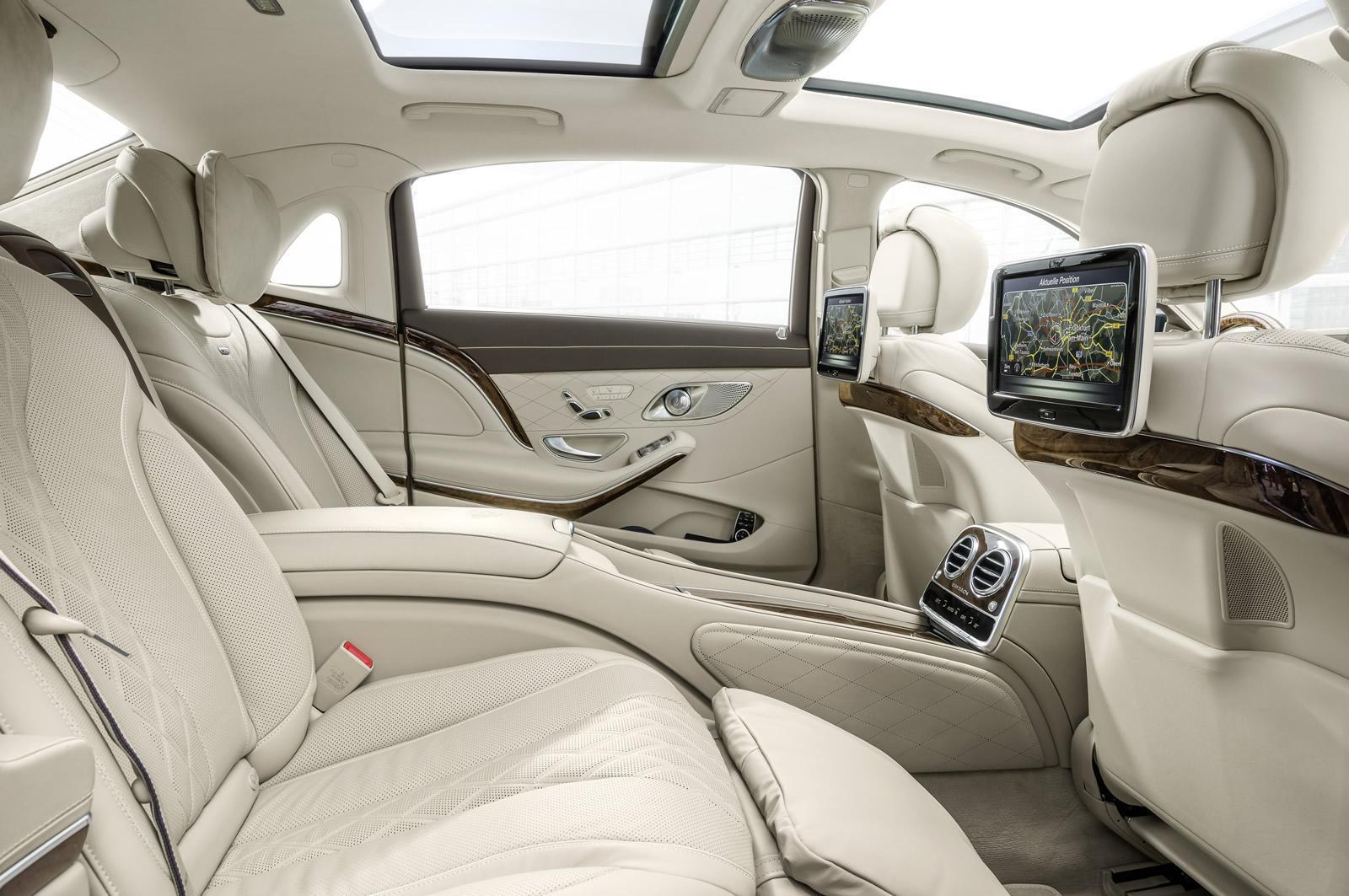 Foto de Mercedes-Benz Clase S Maybach (17/38)