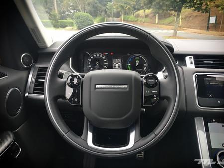 Range Rover Sport PHEV volante