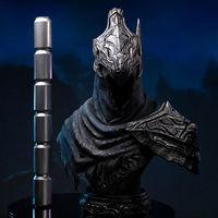 First4Figures presenta el capricho del año para los fanáticos del Dark Souls: un busto a tamaño real de Artorias, el caminante del abismo