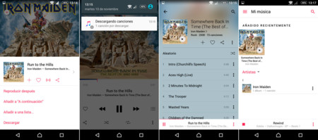 Apple Music Android 06