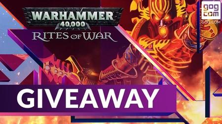El clásico Warhammer 40.000: Rites of War está para descargar gratis en GOG y te lo quedas para siempre