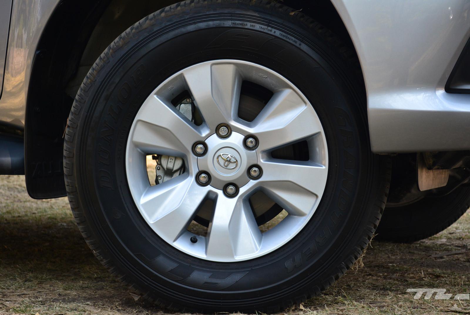 Foto de Toyota Hilux Diesel (prueba) (16/18)
