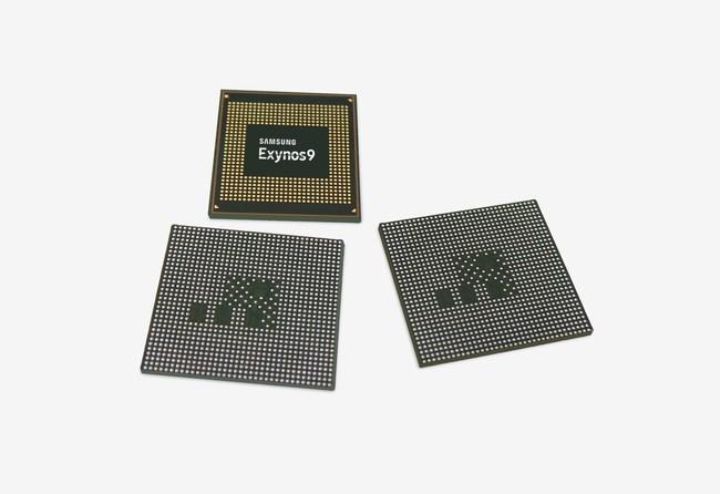 Exynos nueve Series 9810