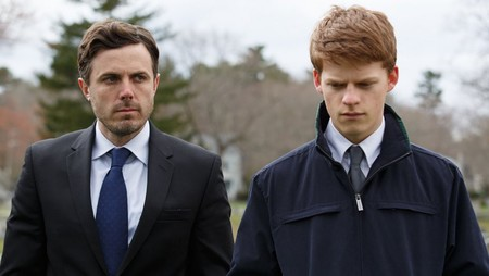 Manchester By The Sea 1 Casey Affleck Lucas Hedges Still H 2016