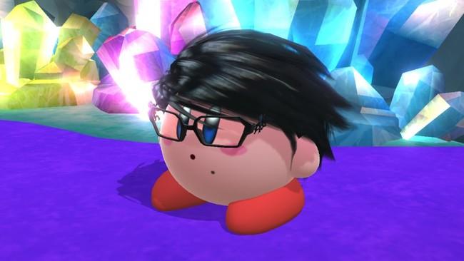 Kirby Bayonetta