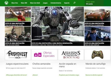 Microsoft renueva Xbox.com, preparándose para la llegada de Xbox One