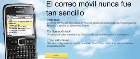 Nokia lanza su servicio de correo electrónico