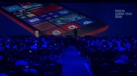 Nokia Lumia 1320, precio y disponibilidad