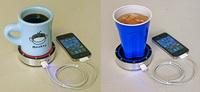 Epiphany onE Puck, aprovecha el frio o calor para cargar tus dispositivos