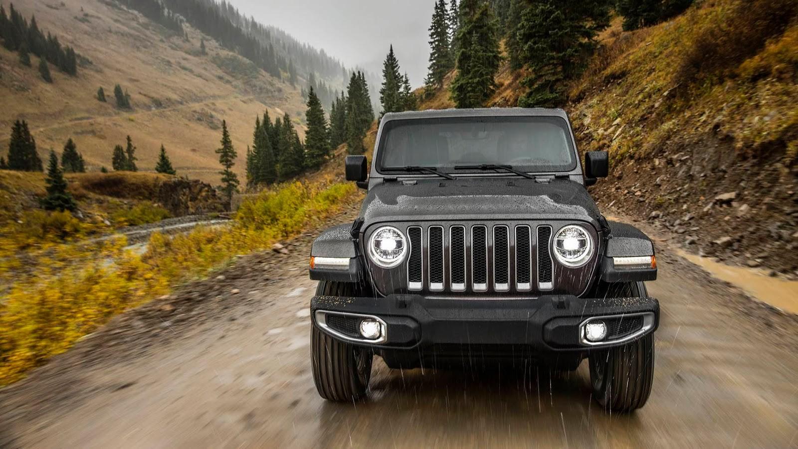 Foto de Jeep Wrangler 2018 (39/114)