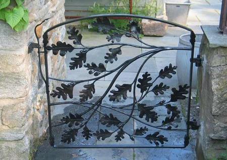 Verjas art sticas de hierro forjado - Cercas de hierro ...