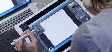 Utilizar el iPad Pro con Adobe Photoshop gracias a Astropad