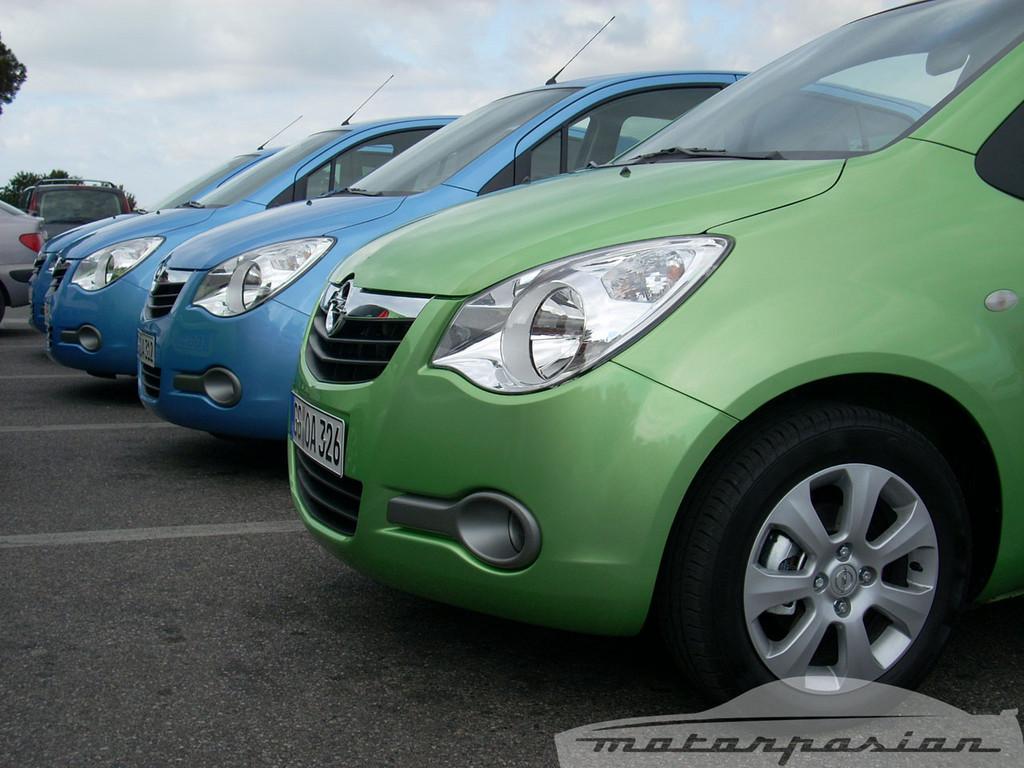 Foto de Opel Agila (presentación) (15/18)