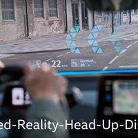 Volkswagen muestra en vídeo cómo funciona la realidad aumentada en su esperado coche eléctrico: el Volkswagen ID.3