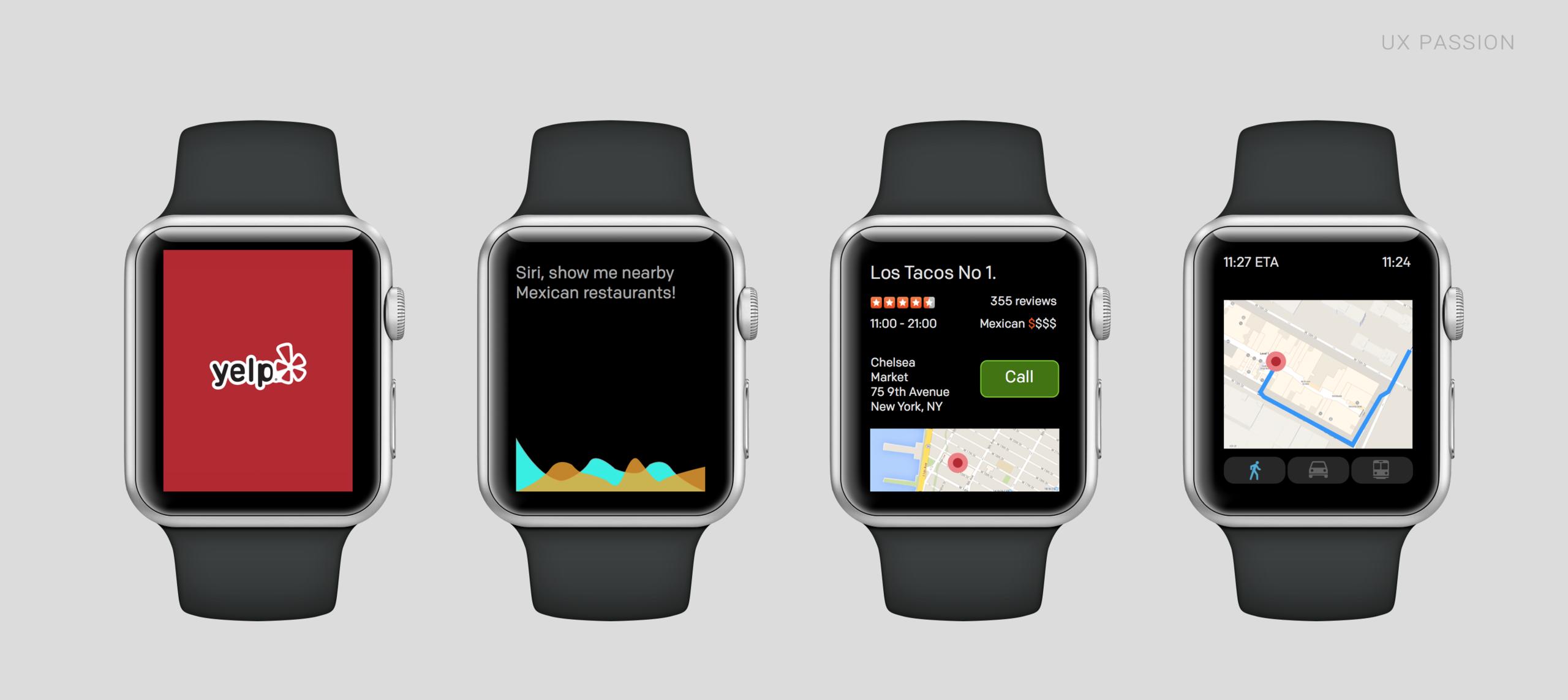 Foto de Así pueden ser algunas aplicaciones en el Apple Watch (13/13)