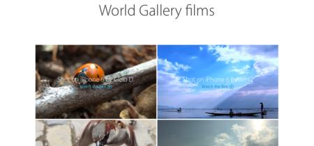 """Llegan los vídeos a la campaña """"Shot on iPhone 6"""", presumiendo las capacidades del iPhone"""