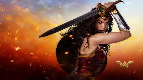 'Wonder Woman' es un gran pasatiempo que se atasca al final