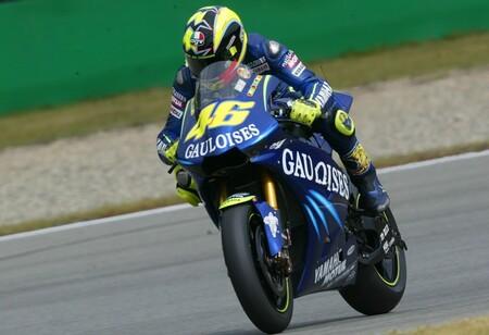 Rossi Catar Motogp 2004