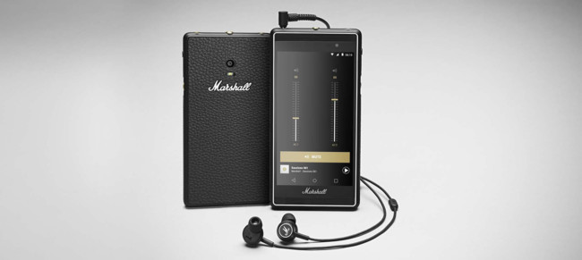 Marshall London Phone 8 1900