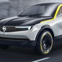 Opel GT X Experimental Concept, así es como la marca ve su futuro