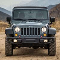 ¿368 hp en el nuevo Jeep Wrangler 2.0 litros turbo? Eso parece aunque no lo creemos