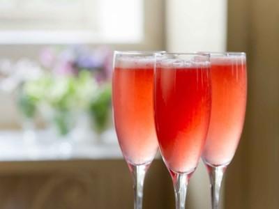 Un San Valentín con sabor a fresa... y que él traiga el champagne