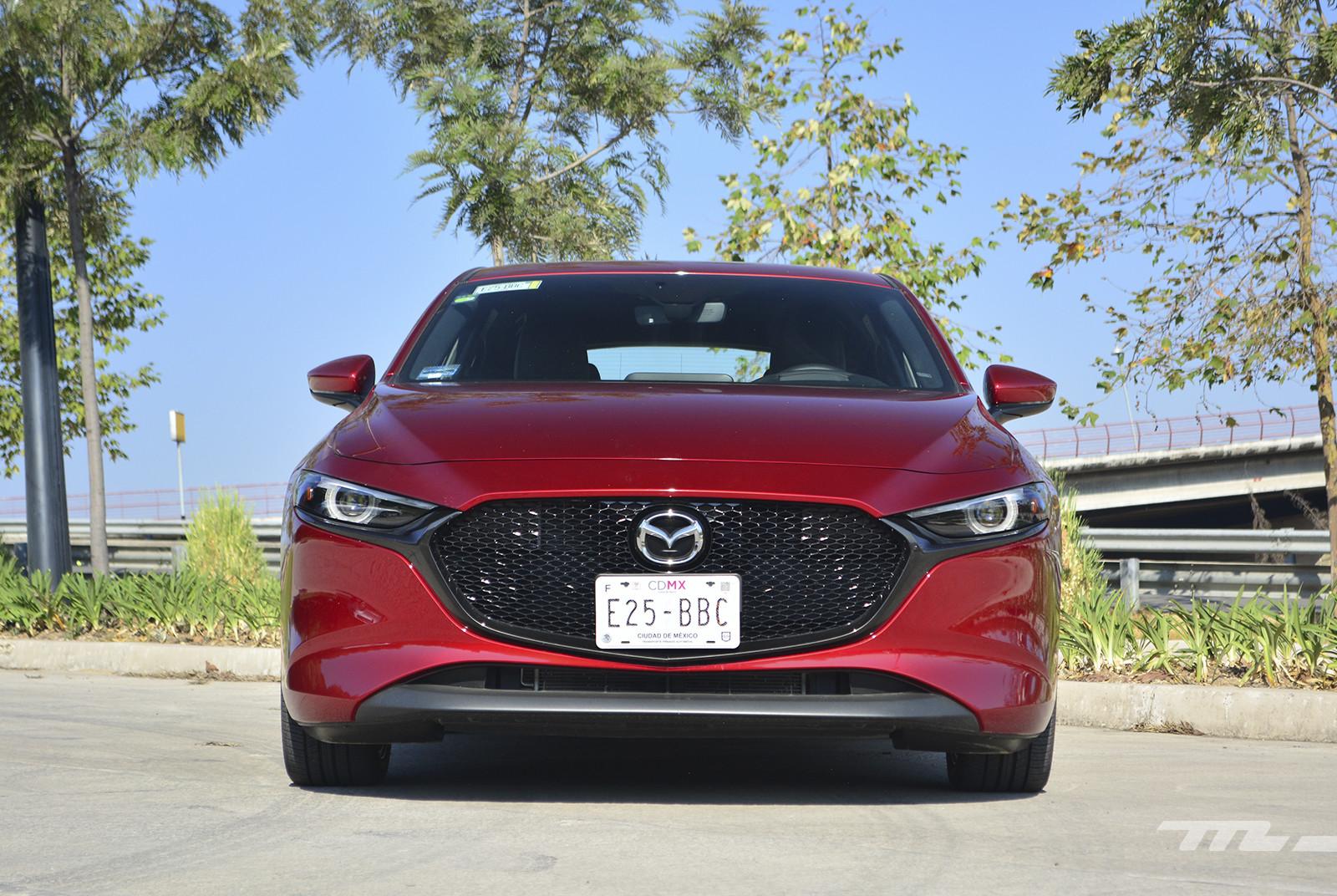 Foto de Mazda 3 vs. SEAT León (comparativa) (12/28)