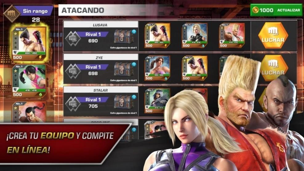 Foto de Tekken Android (2/5)