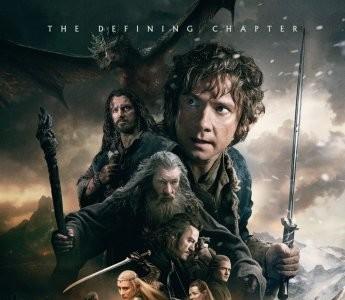 'El hobbit: La batalla de los cinco ejércitos', último cartel para el final de la trilogía
