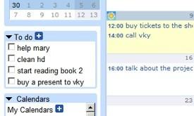 ToDo List para Google Calendar mediante un script para Greasemonkey