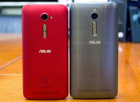 El nuevo ASUS ZenFone 2 de 5 pulgadas se parece demasiado al viejo ASUS ZenFone de 5 pulgadas