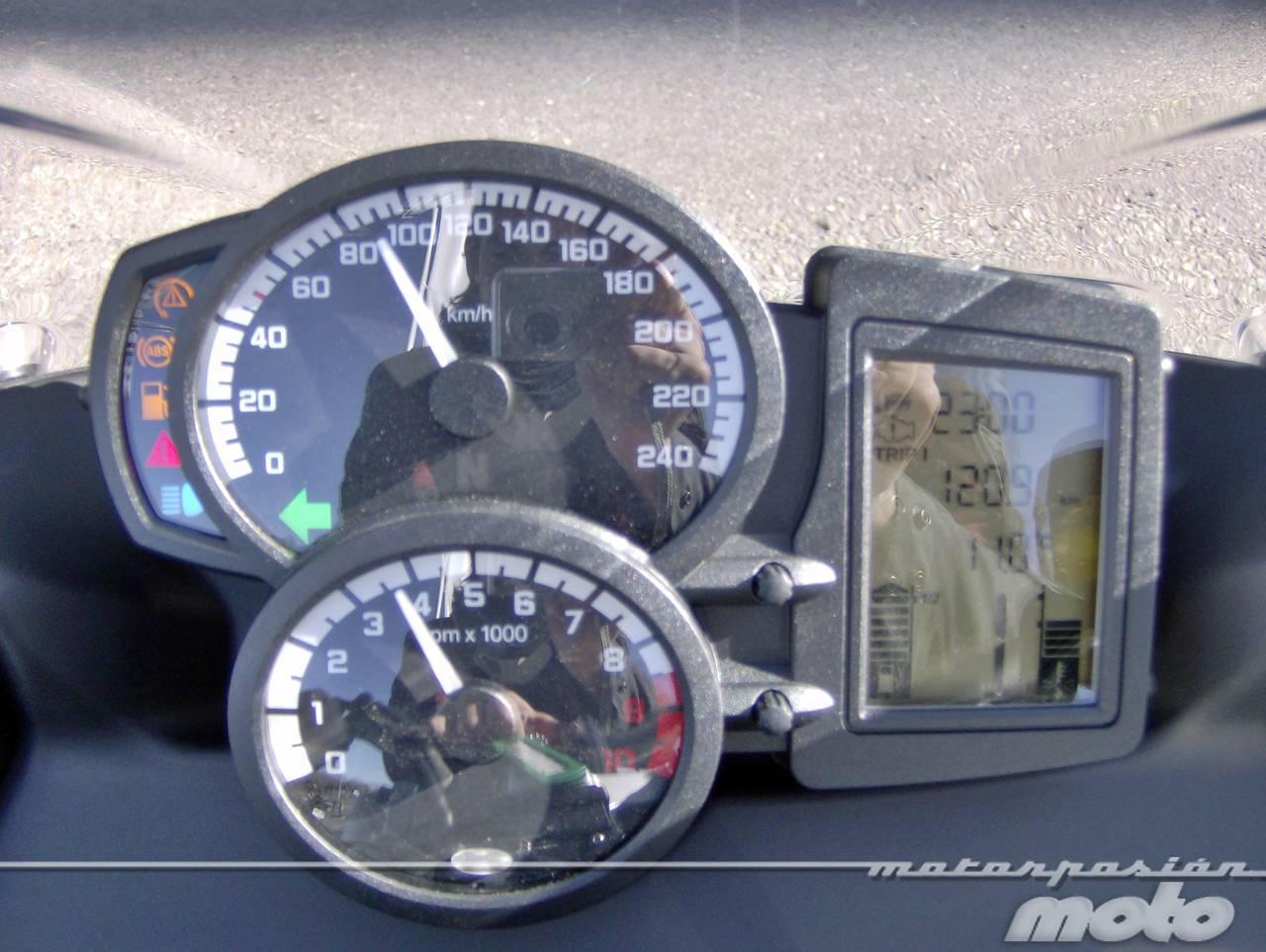 Foto de BMW F 800 GT, prueba (valoración, ficha técnica y galería) - Detalles (13/22)