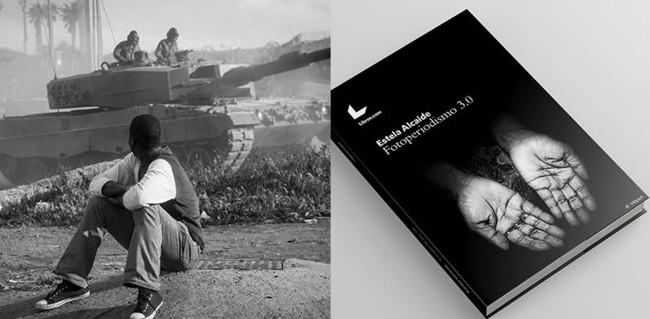 Estela Alcaide desvela la situación actual del periodismo gráfico en su libro Fotoperiodismo 3.0