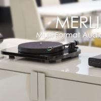 Musical Fidelity Merlin: giradiscos, amplificador y altavoces para disfrutar de la HiFi sin complicaciones
