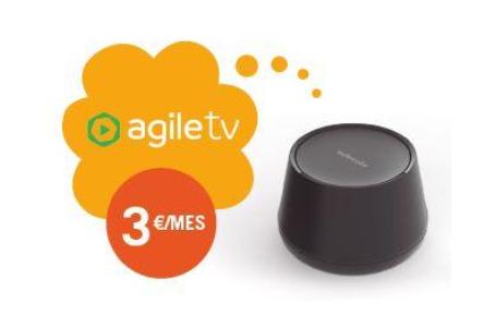 Piloto Agile Tv Yoigo