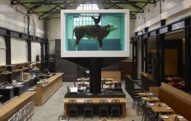 Cock-and-Bull-Damien-Hirst-