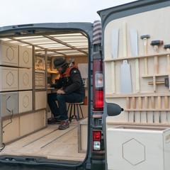 Foto 10 de 12 de la galería nissan-nv300-concept en Motorpasión