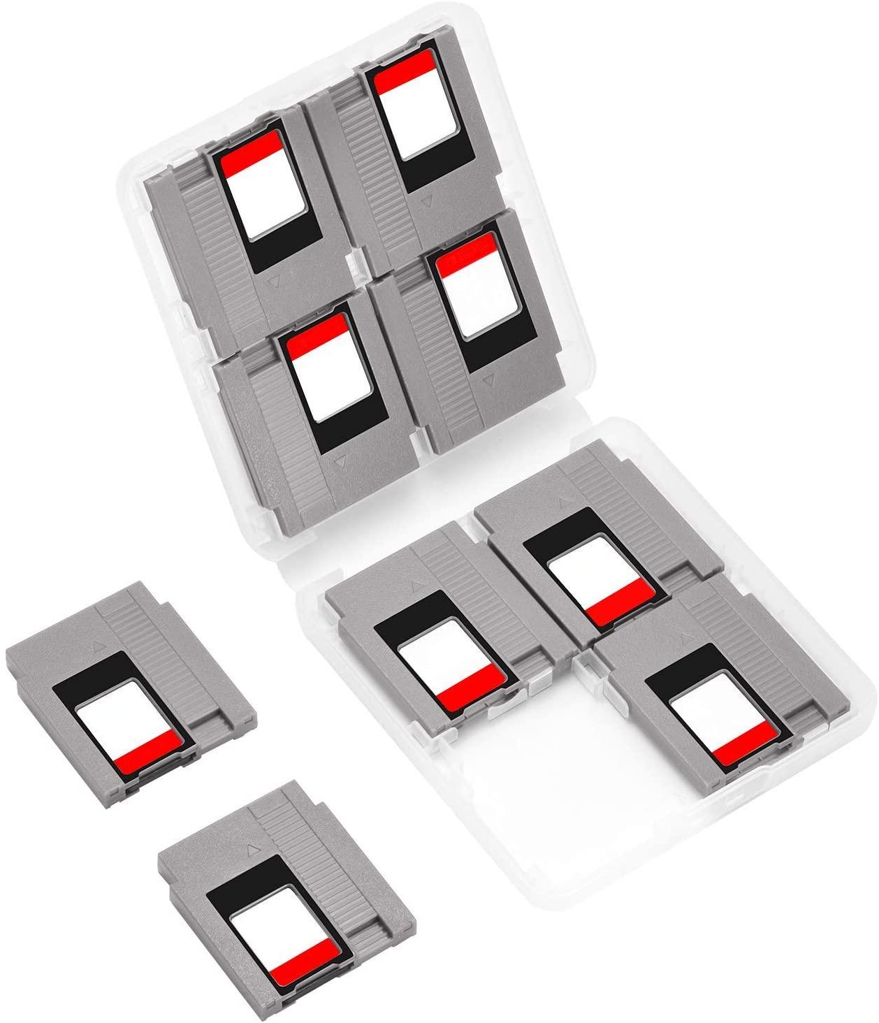 Retro Fighters Retro85 Mini NES Cartridge Switch Game Cases