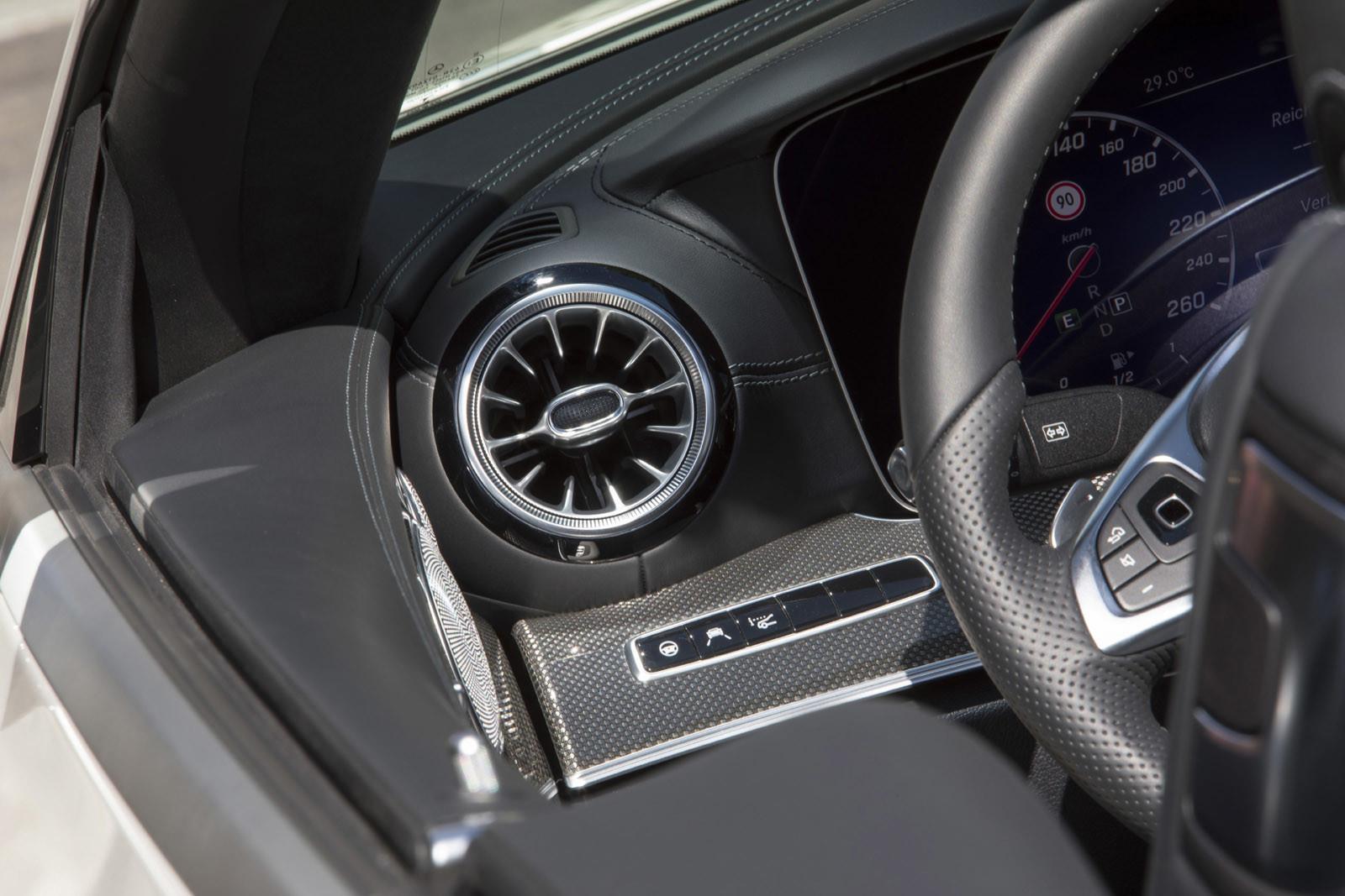 Foto de Mercedes-Benz Clase E Cabrio, toma de contacto (104/156)