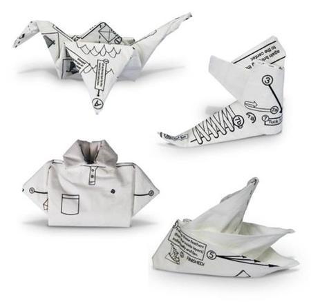 origami servilletas figuritas