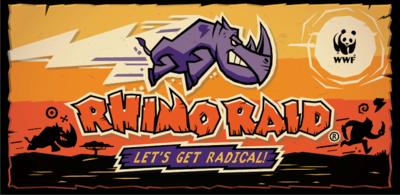 Rhino Raid, el juego solidario de WWF para salvar a los rinocerontes en Sudáfrica llega a Android